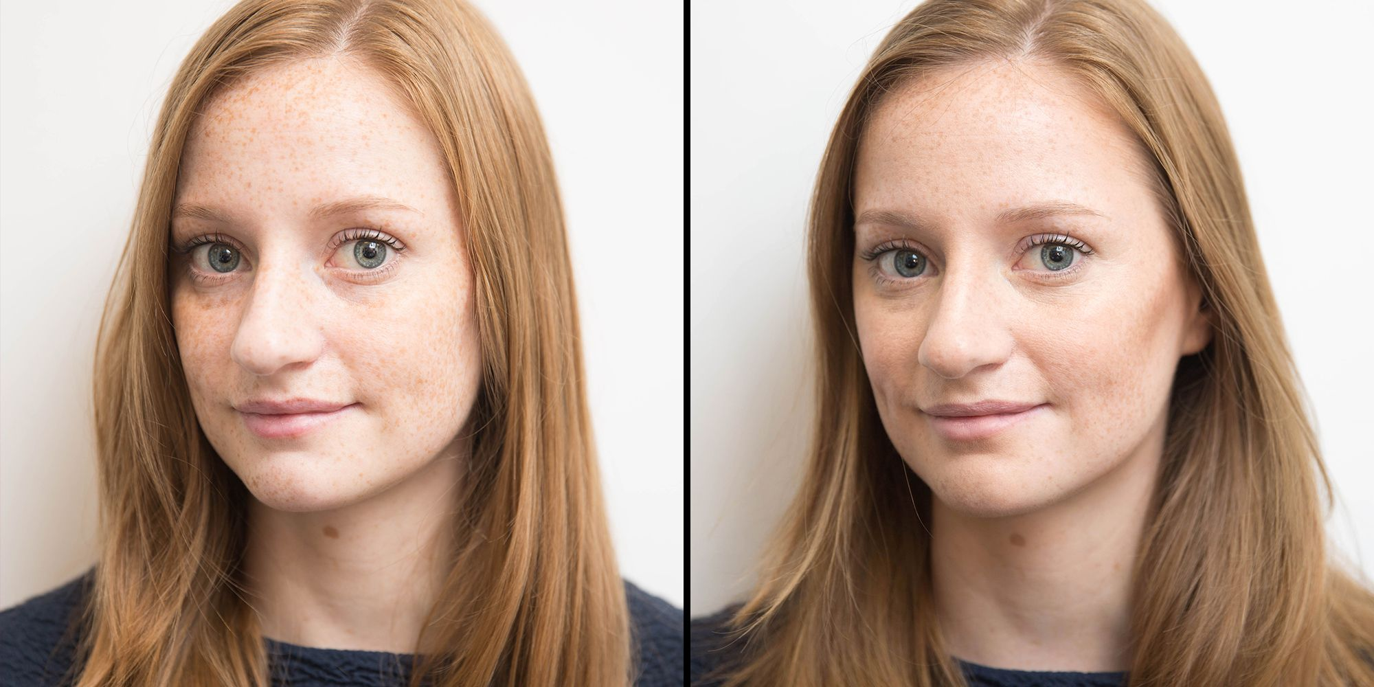 Here S What 7 People Look Like With And Without Contouring