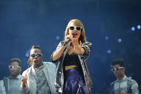 Taylor Swift Donates $50K to Her Backing Dancer's Sick Nephew