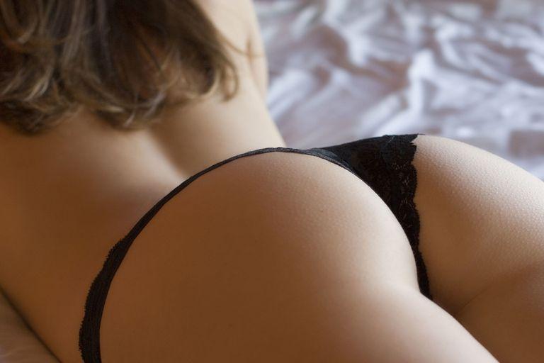 Nude anal sex practice