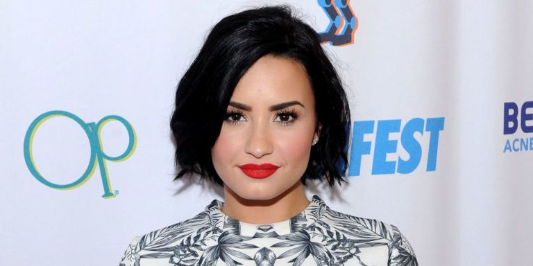 The Internet Is Obsessed With Poot Lovato, Demi's Secret (Imaginary?) Twin