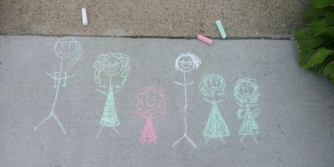 Chalk, Visual arts, Child art, Drawing, Illustration, Artwork, Blackboard, Writing,