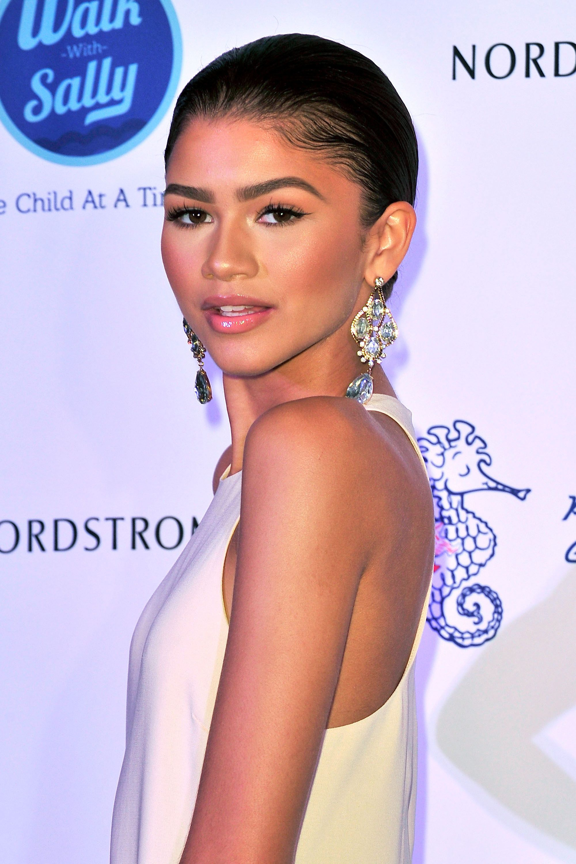 10 Times Zendaya Secretly Did Her Own Makeup for MajorEvents