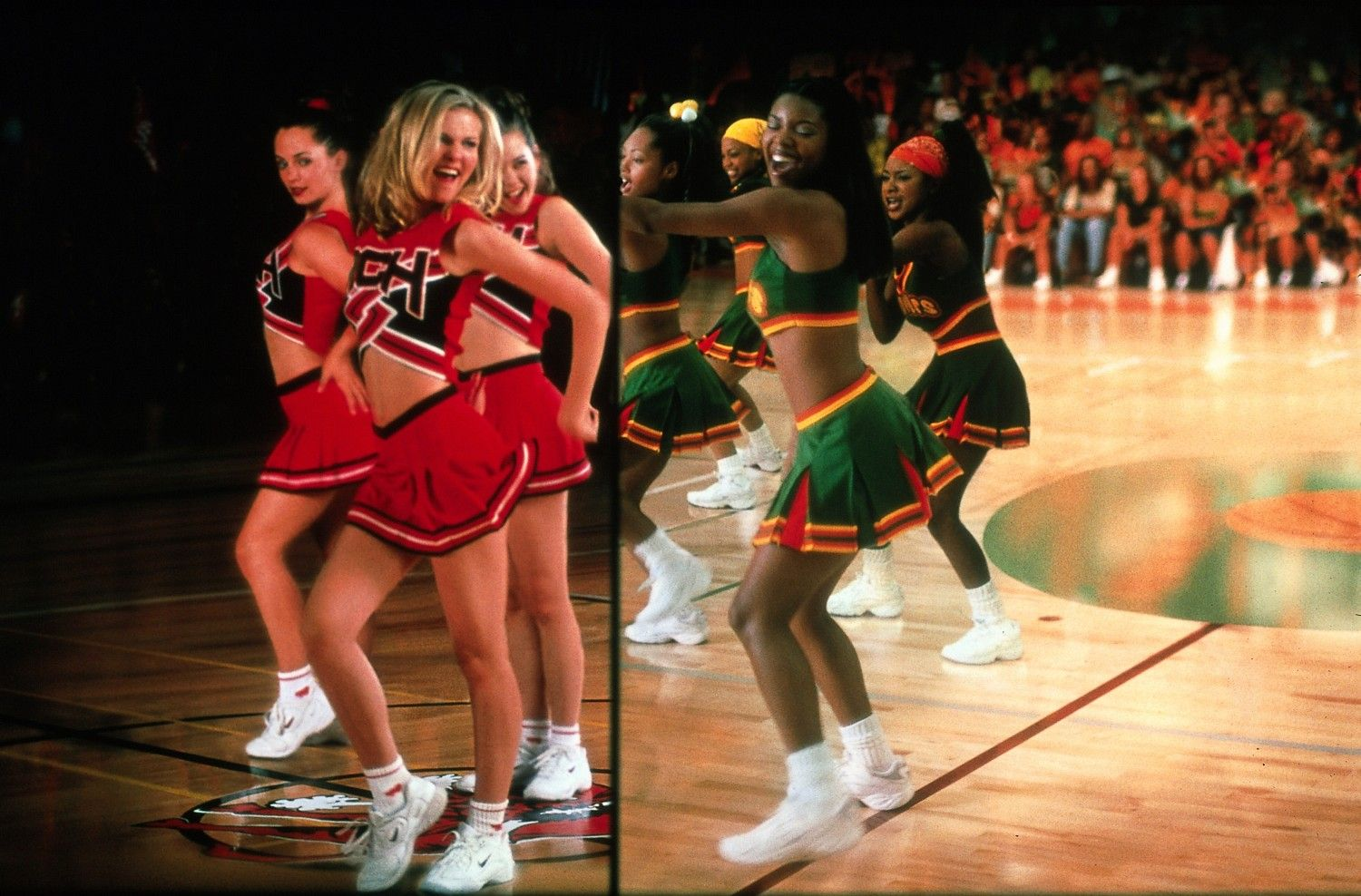 The Cast of Bring It On Reunited for a Photo, No One Has Aged recommend