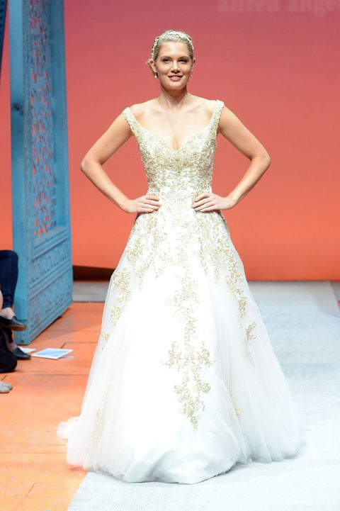 11 Gorgeous Disney Princess Gowns for a Real-Life Fairy Tale Wedding