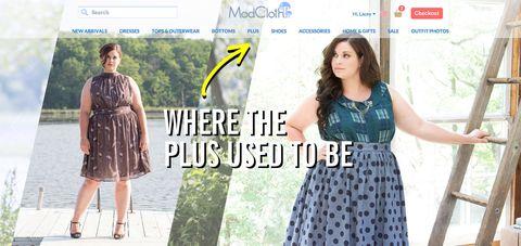 d20ed6e9acf ModCloth Drops Label  Plus Size  From Website -  DropThePlus ...