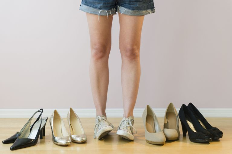 Why I Don't Wear Heels — and Never Will