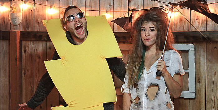 18 Awesome Halloween Costume Ideas for Couples