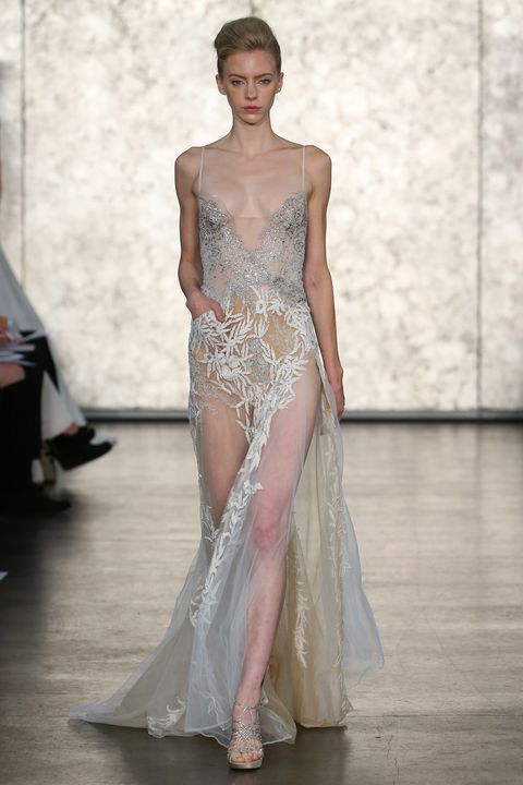 18 Naked Wedding Dress - Gowns From Fall 2016 Bridal Fashion Week