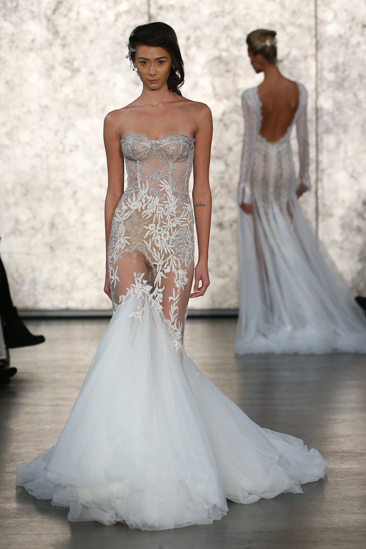 Bride nude wedding