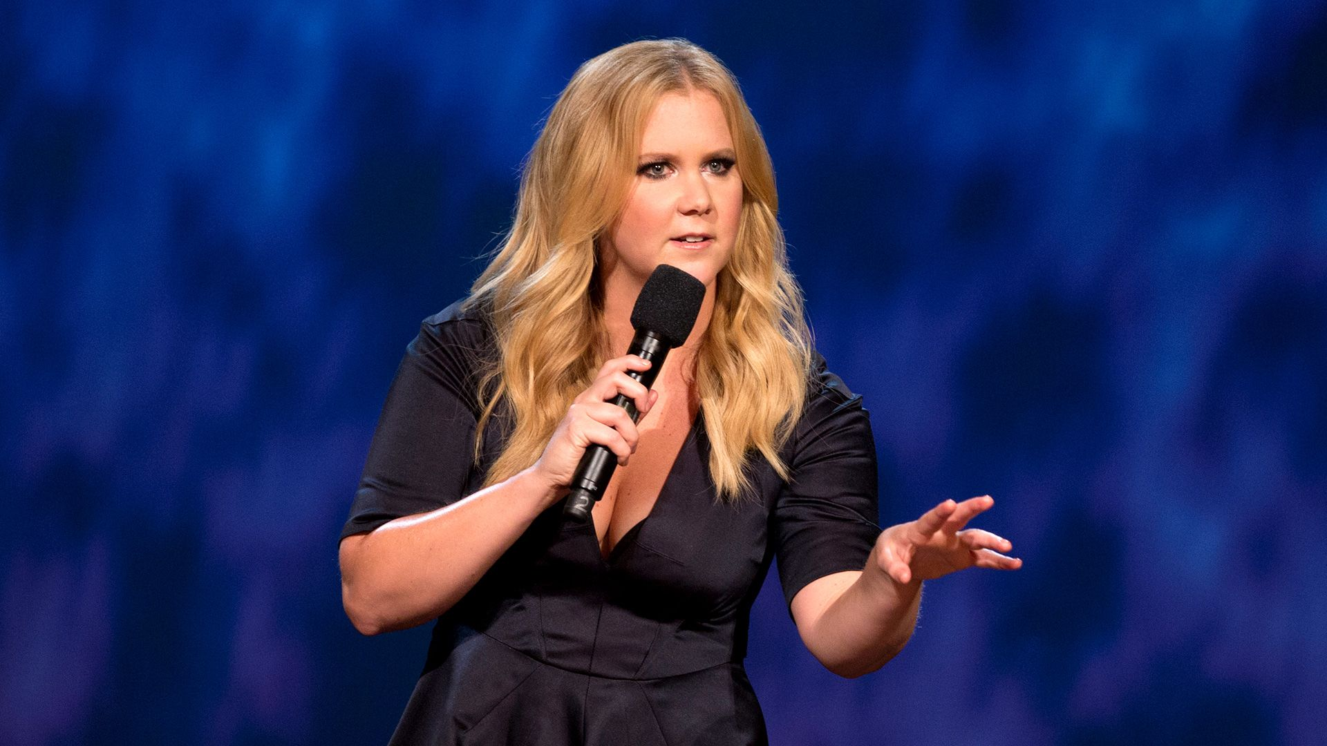 Amy Schumer Fucked amy schumer: live at the apollo review - hbo special