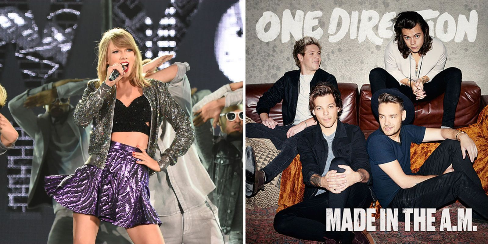 "The Internet Is Freaking Because One Direction's ""Perfect"" Sounds Almost Exactly Like a Taylor Swift Song"