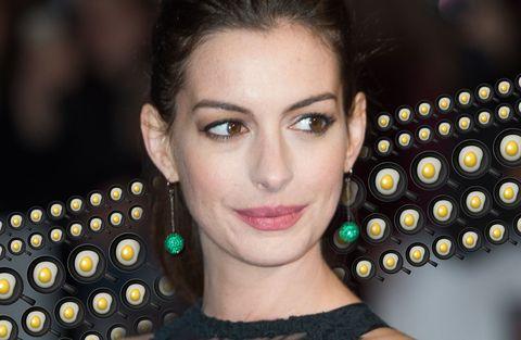 Ear, Lip, Cheek, Hairstyle, Chin, Forehead, Eyebrow, Eyelash, Earrings, Jewellery,