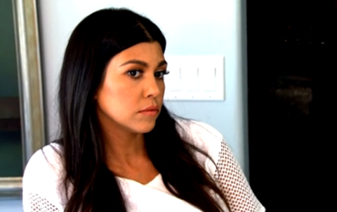 """Kourtney and Scott's Unraveling Finally Plays Out on """"Keeping Up With the Kardashians"""""""