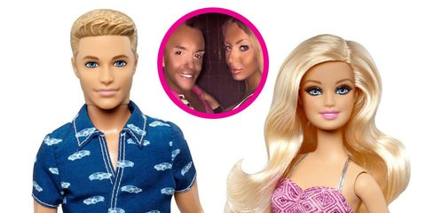 This Couple Spent $300,000 on Plastic Surgery to Look Like Barbie and Ken