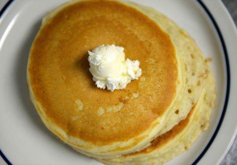 Food, Yellow, Cuisine, Dish, Dishware, Plate, Pancake, Ingredient, Breakfast, Serveware,