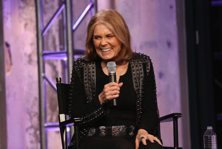 27 Incredible Things Gloria Steinem Said in Just 1 Hour