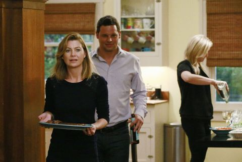 Grey\'s Anatomy Episode 5 Recap & Review — Guess Who\'s Coming to Dinner