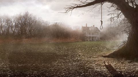 The Conjuring Homeowners Are Suing Because of All the Ghost Hunters