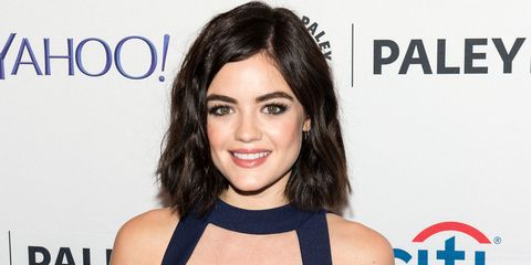Pretty Little Liars Star Lucy Hale Answers 20 Beauty Questions