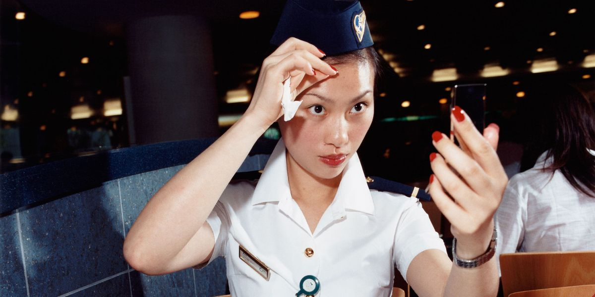 Should I become a flight attendant and take online courses or just do regular college career?