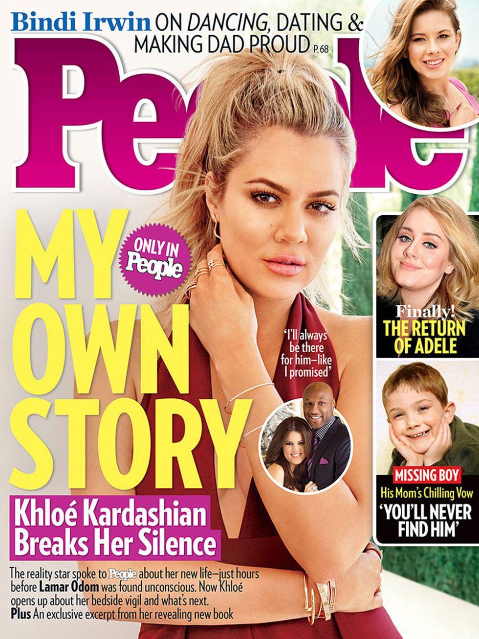 Find people magazine