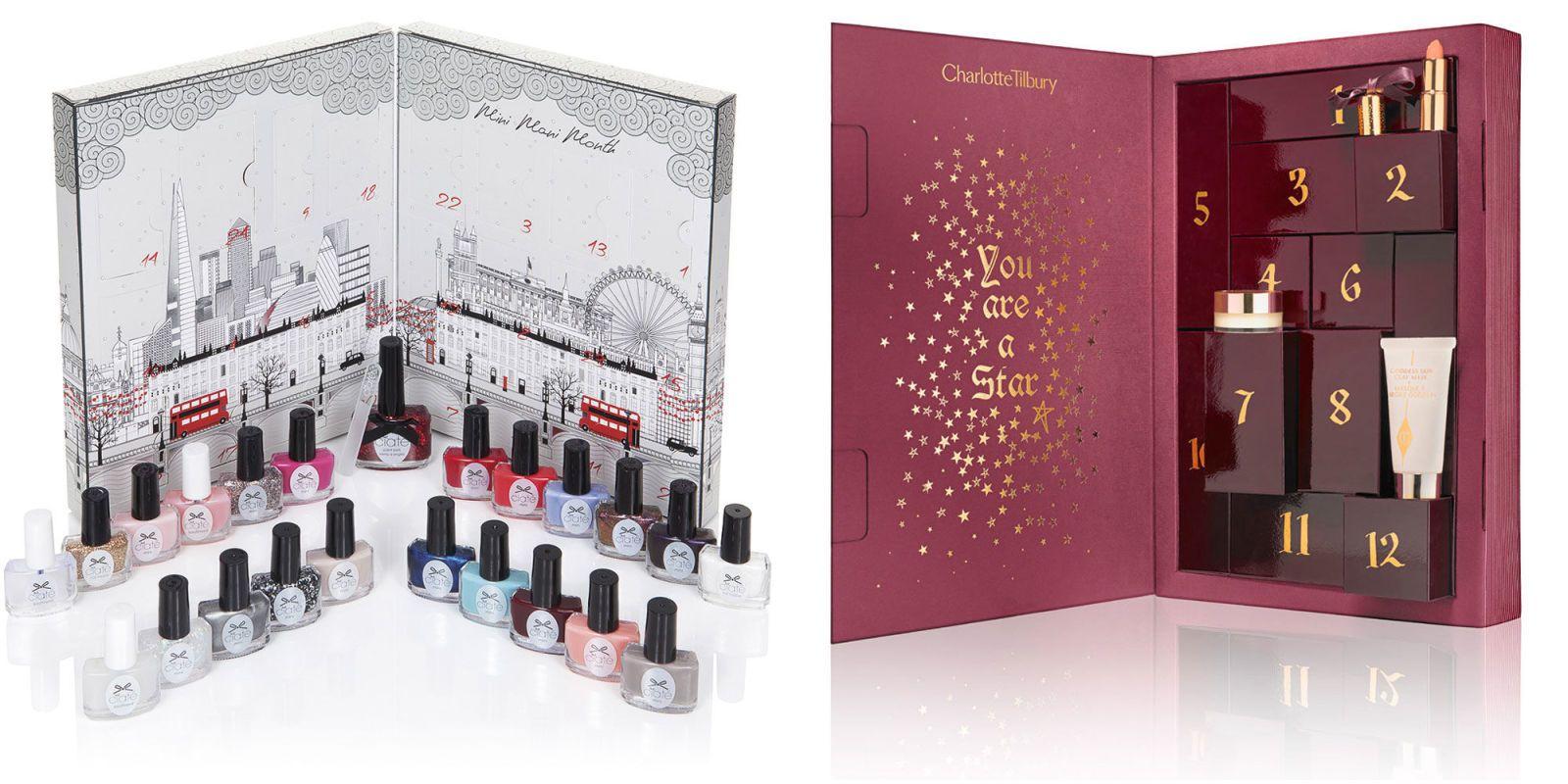 2015 Beauty Advent Calendars - Makeup and Nail Polish Advent ...
