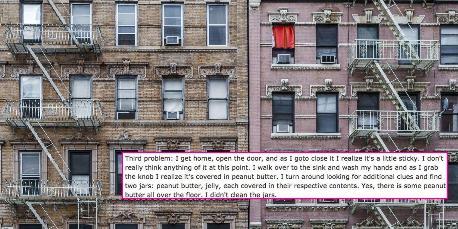 Airbnb hookup stories