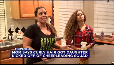 Prepare to Be Infuriated When You Learn Why This 11-Year-Old Was Kicked Off Cheerleading Team