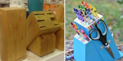 24 Completely Genius Trash-to-Treasure Crafts
