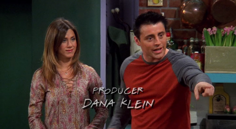 Jennifer Aniston Accidentally Replaced on Friends —