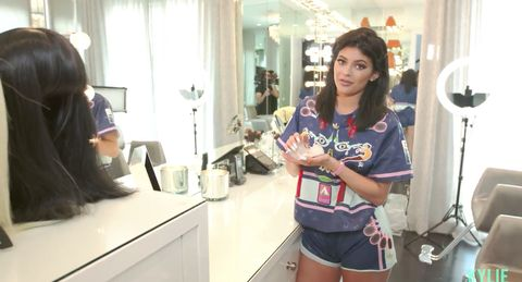 5 of the Kylie-est Reveals From Kylie Jenner's Glam Room Tour