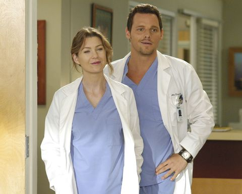 Shipping Meredith and Alex on Grey\'s Anatomy - Should Meredith and ...
