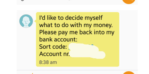 Woman Rejects Dude After Coffee Date, Dude Demands Refund for $5 Coffee
