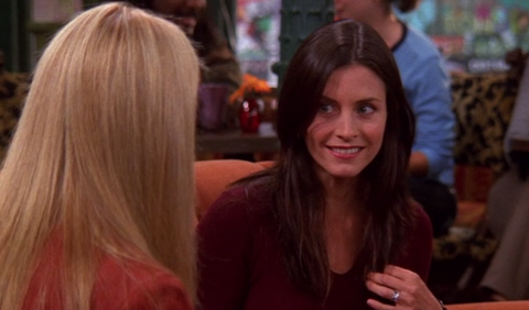 Courteney Cox Accidentally Replaced on Friends —
