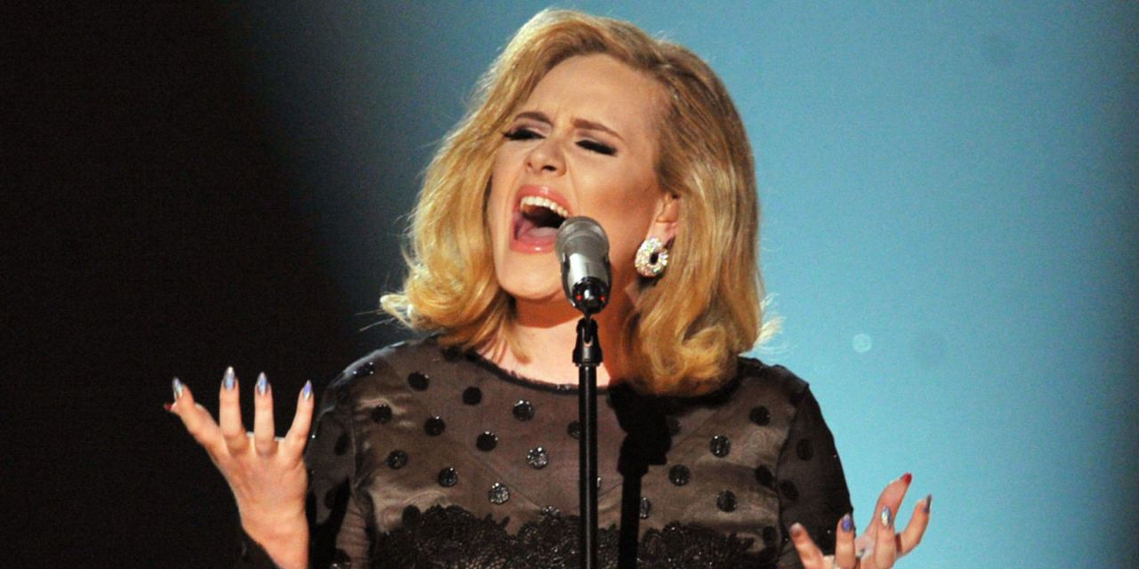 Adele Disguised Herself as an Adele Impersonator and It's the Flipping Best