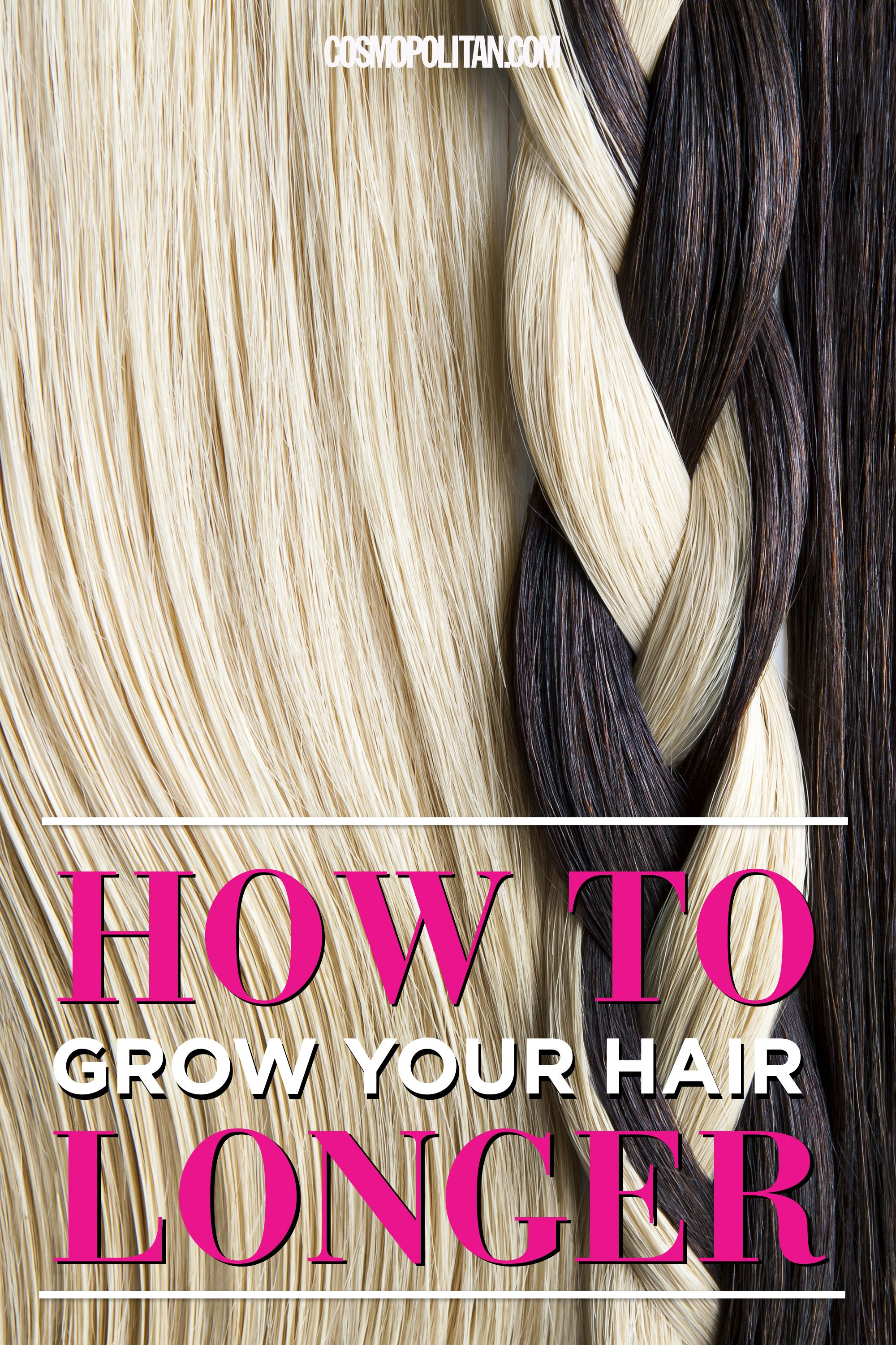 How to grow your hair longer how to get long hair urmus Image collections