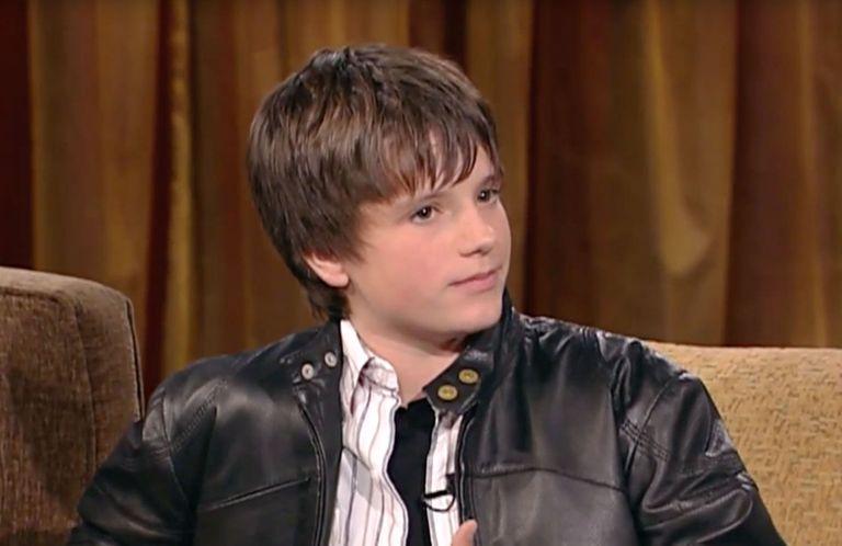 Baby Josh Hutcherson G...