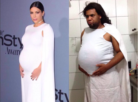 Man Perfectly Mimics Celebs on Instagram and All Is Right In the World