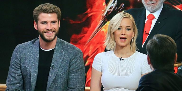 """Jennifer Lawrence Calls the Hemsworth Brothers """"Disgusting Animals"""""""
