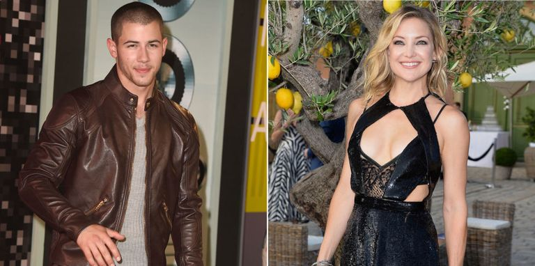 Kate Hudson Finally Tells Us All About Her Love Life With Nick Jonas