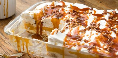 This Pumpkin Cheesecake Lasagna Is the Dessert You Never Knew You Needed
