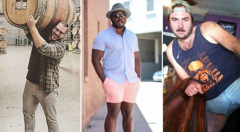 982716229431 5 Chubbies Male Models on Bringing Body Positivity — and Some Welcome Body  Diversity — to the World of Short Shorts Fashion