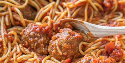 The 50 Most Delish Spaghettis