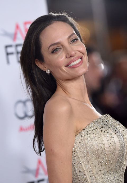 "Angelina Jolie Speaks Out About Going Through Menopause: ""I Don't Want to Be Young Again."""