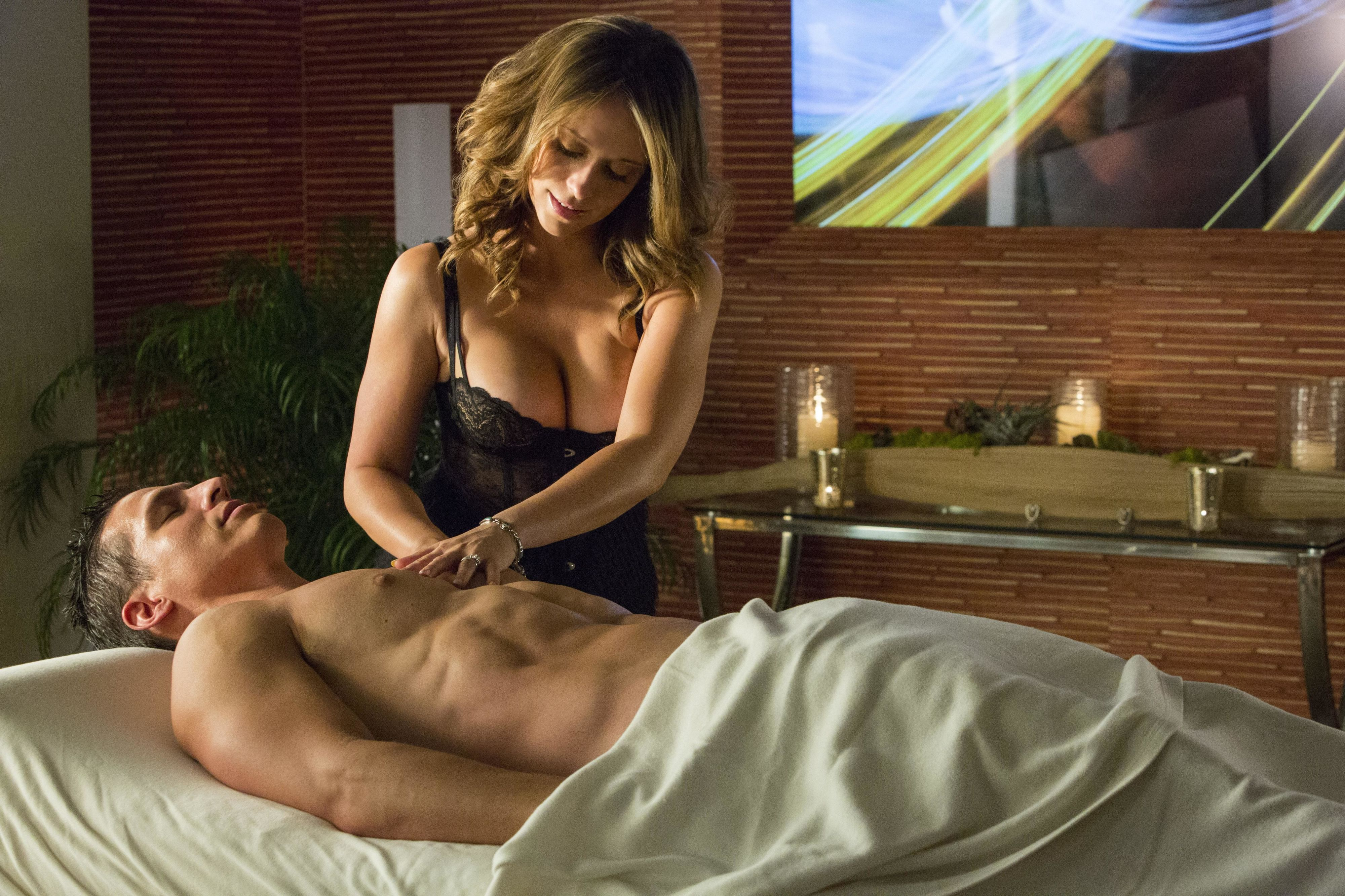Confessions of an erotic masseuse