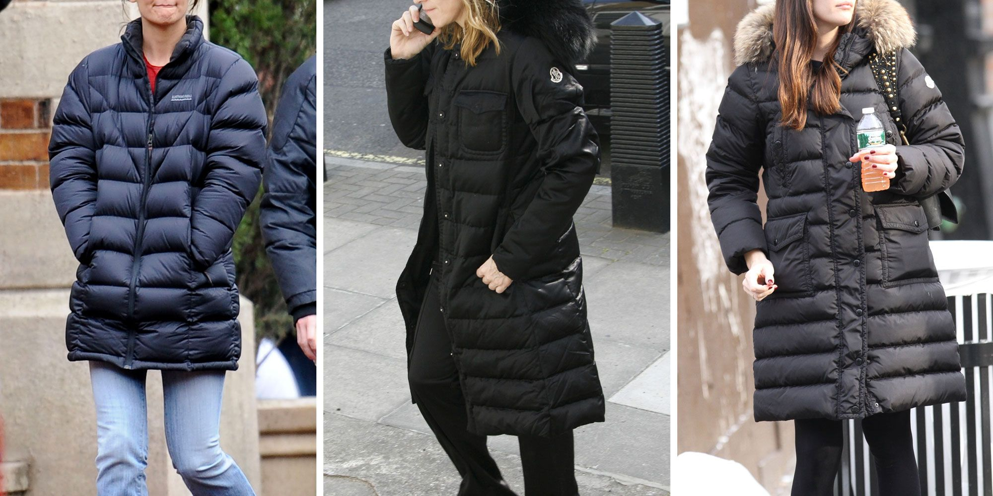 Here's Why Your Black Puffy Coat Is Bullsh*t