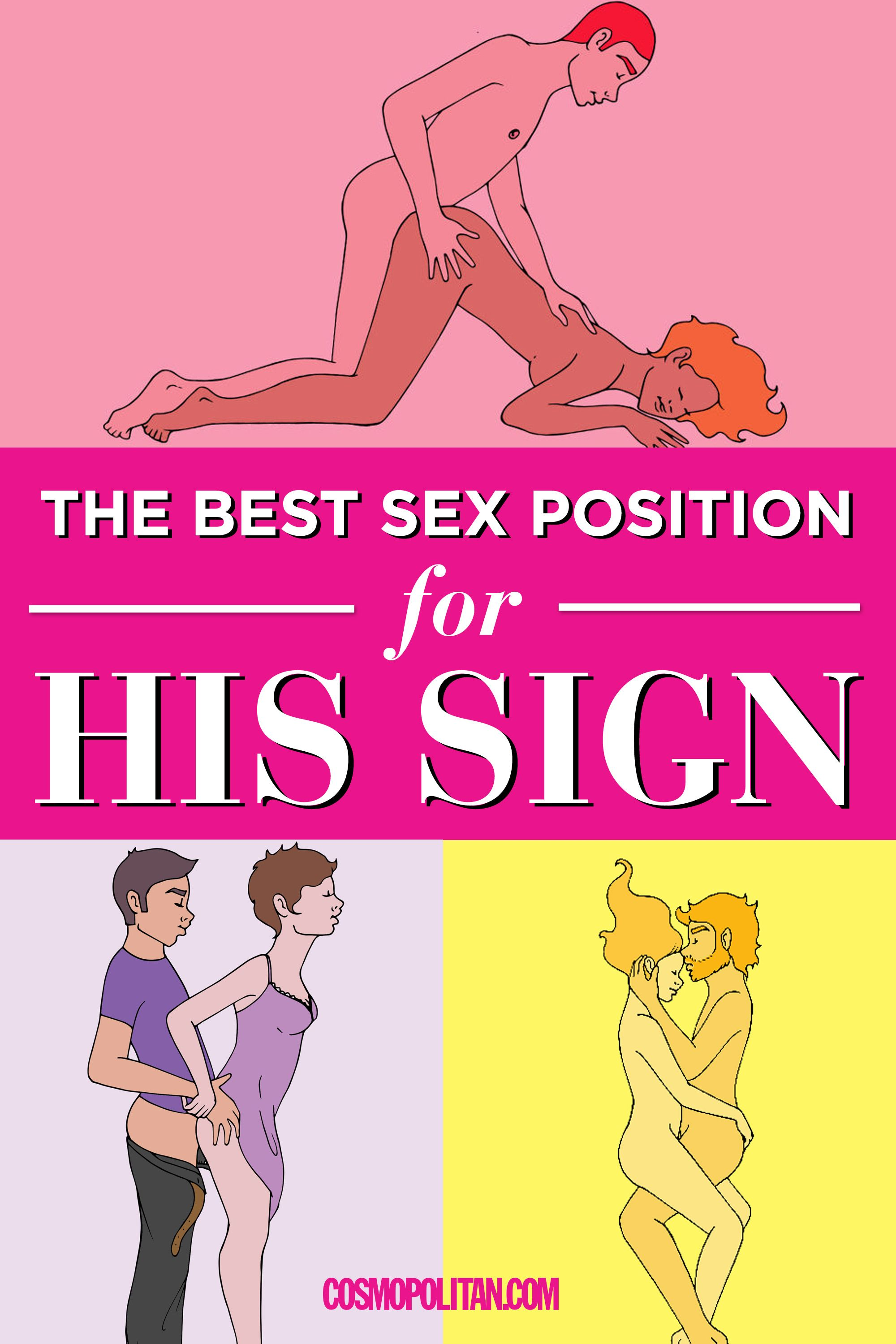 What sex positions do guys like