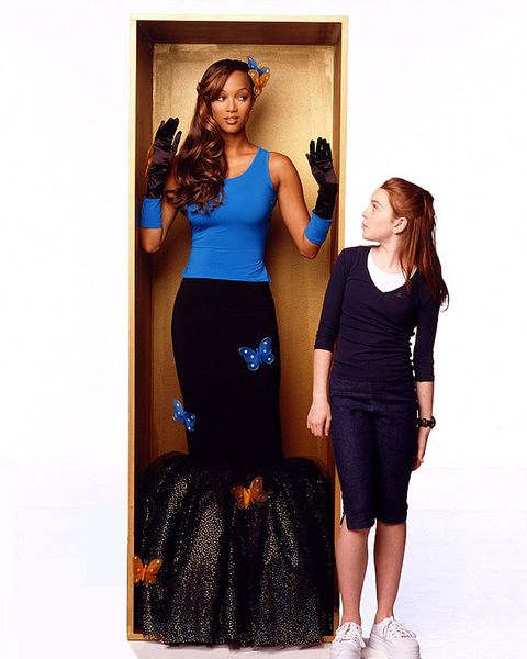 "Tyra Banks Confirmed For ""Life-Size 2,"" And She's Playing"