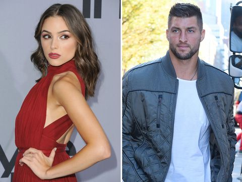 Olivia Culpo and Tim Tebow Break Up Over Virginity Vow