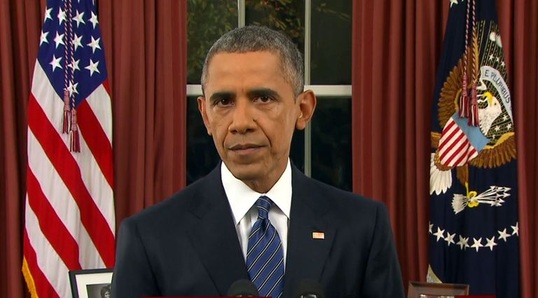 Obama Calls On Americans to Reject Discrimination Against Muslims